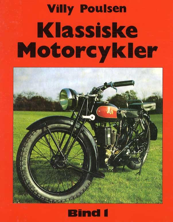 Klassiske Motorcykler - Bind 1