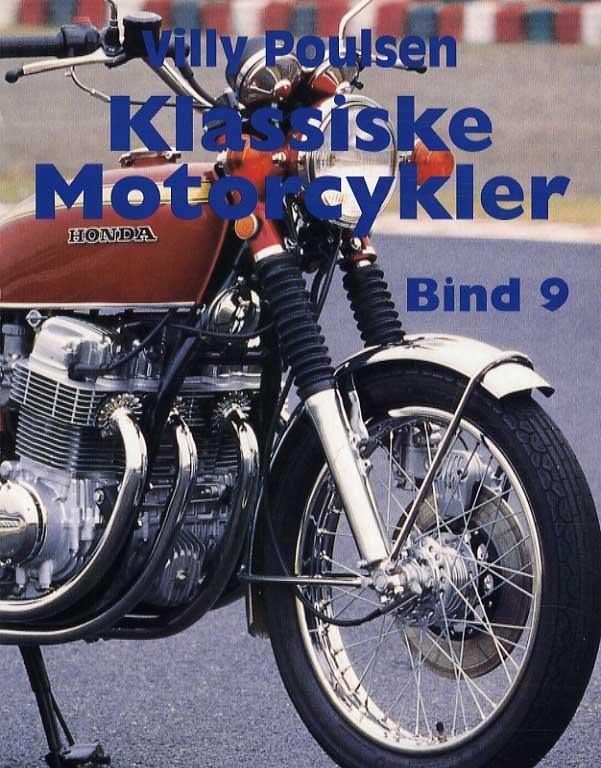 Klassiske Motorcykler - Bind 9