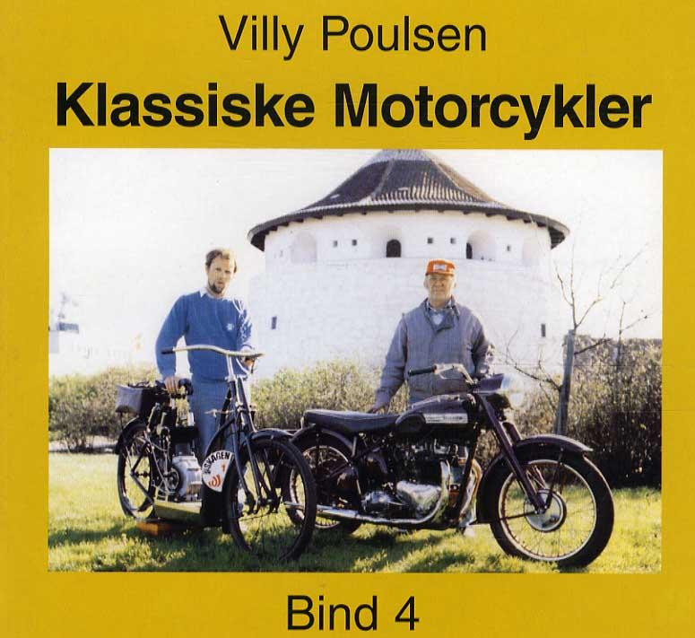 Klassiske Motorcykler - Bind 4