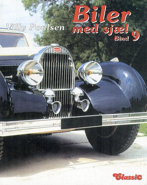 Biler med sjæl - Bind 9