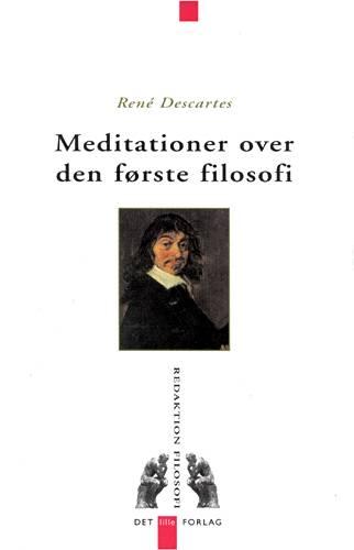 Meditationer over den første filosofi