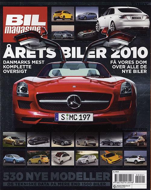Årets biler 2010