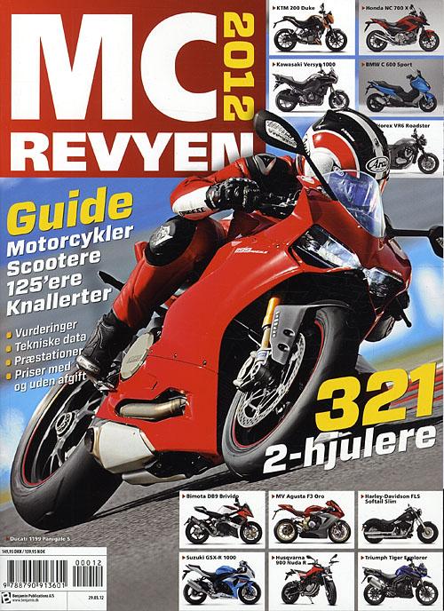MC Revyen 2012