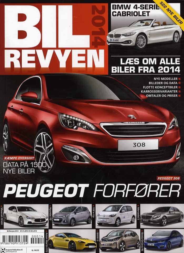 Bil-revyen 2014