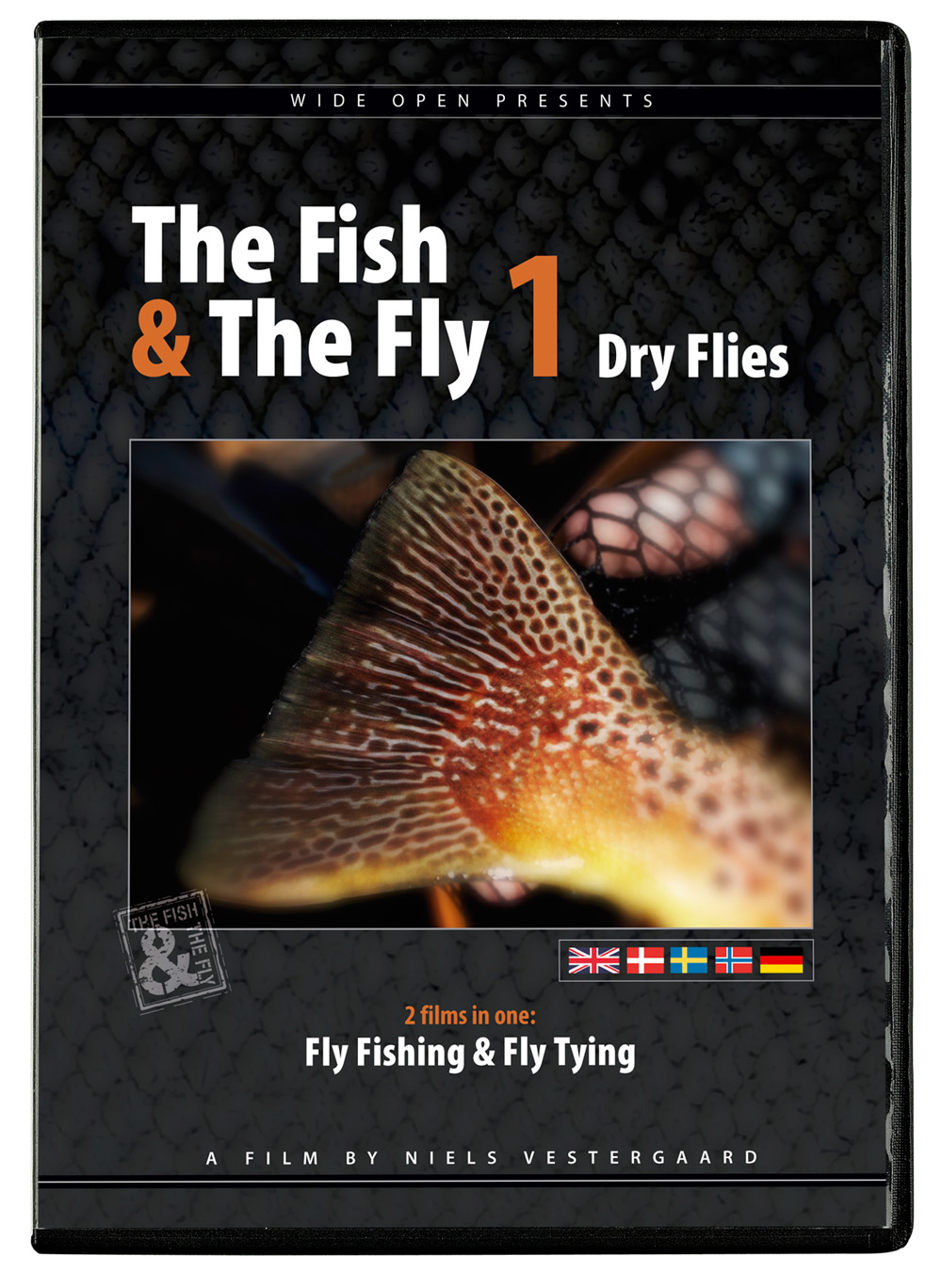 The Fish & The Fly 1 Dry Flies DVD