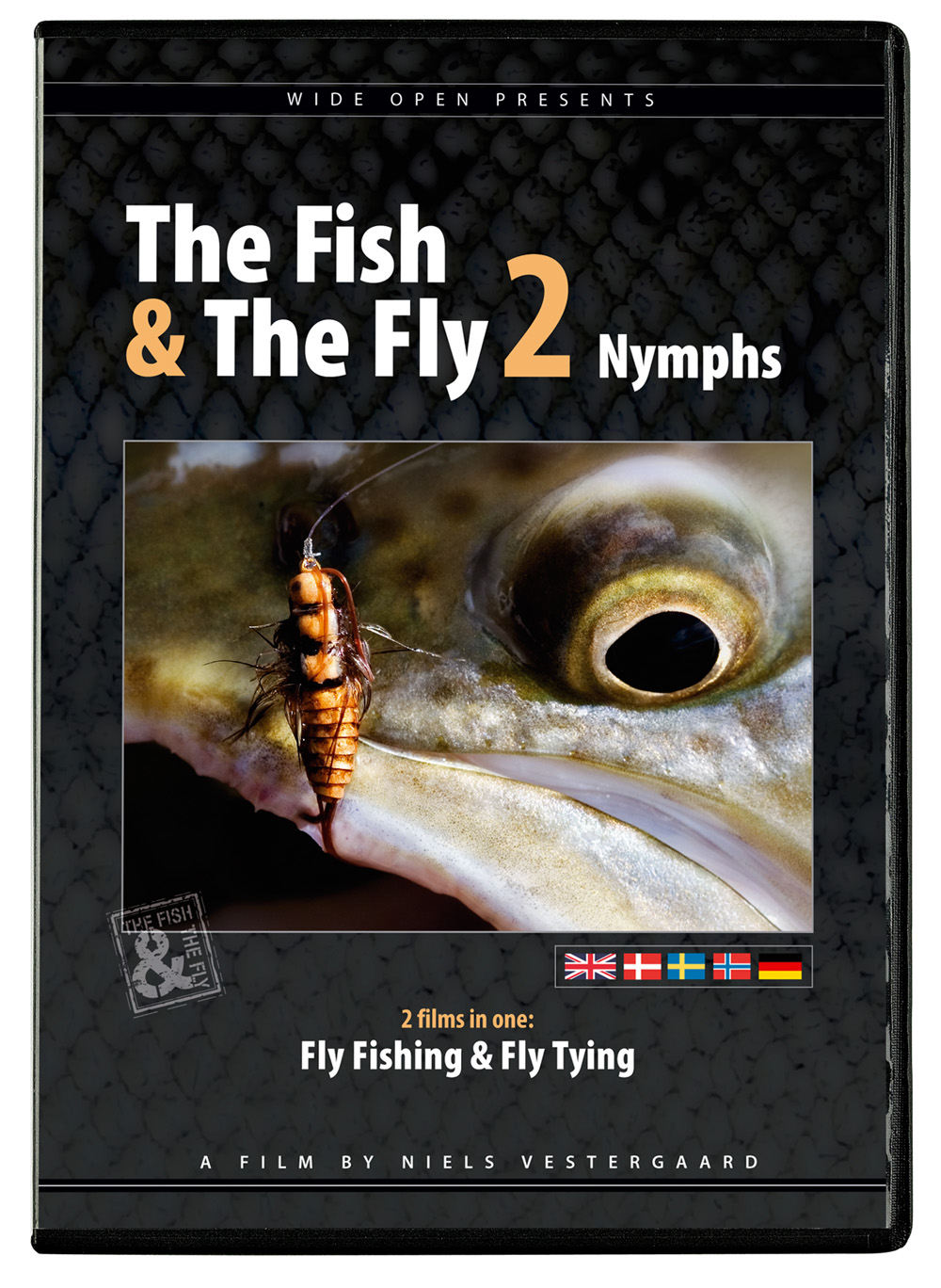 The Fish & The Fly 2 Nymphs DVD
