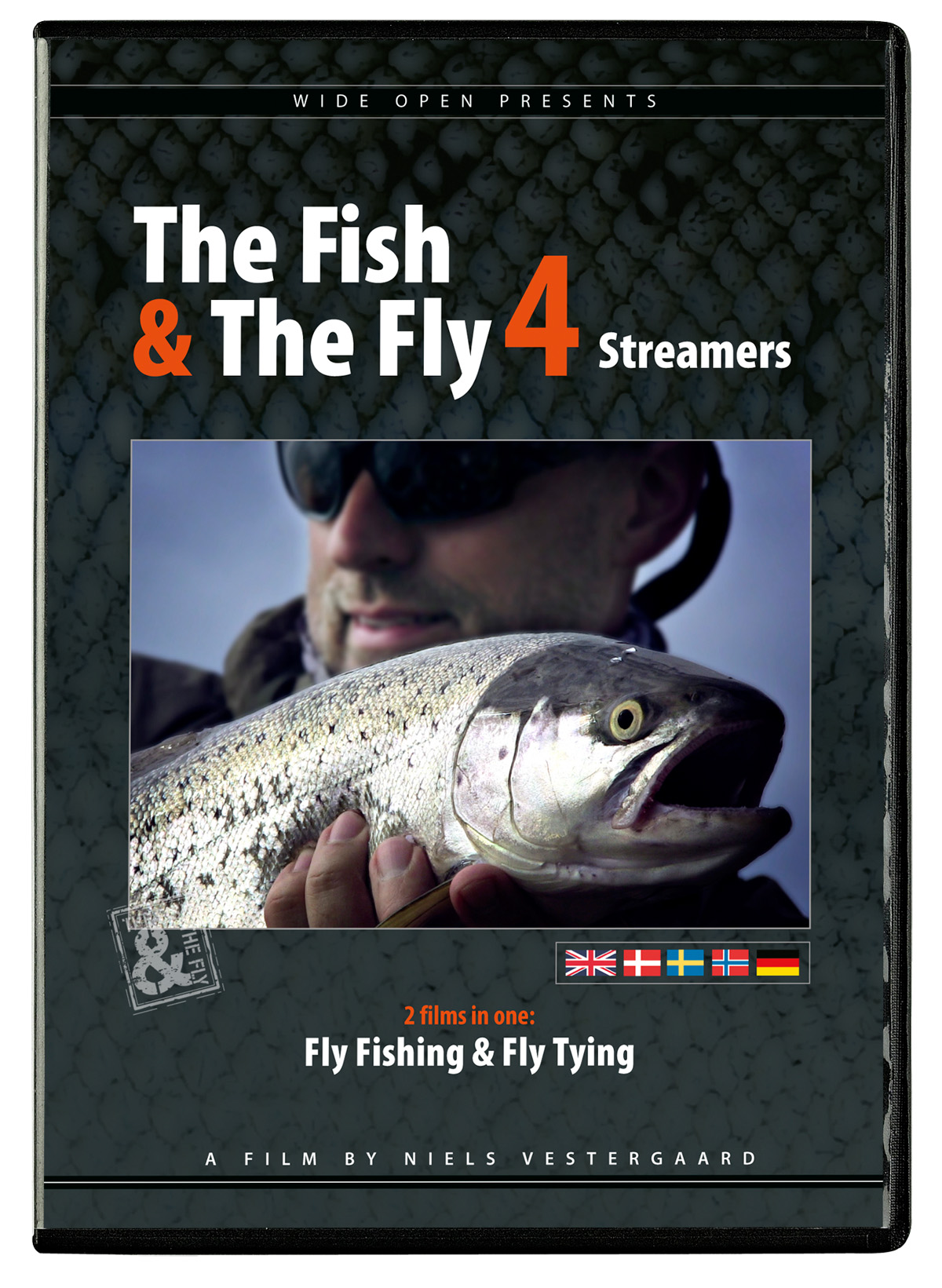 The Fish & The Fly 4 Streamers DVD