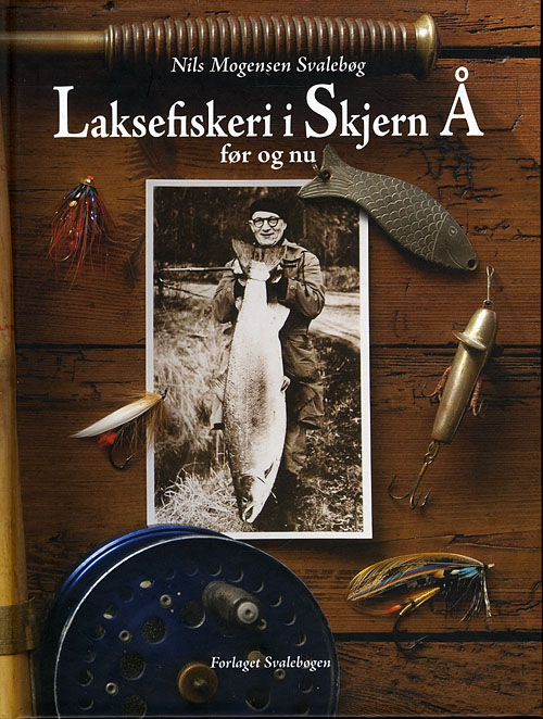 Laksefiskeri i Skjern Å