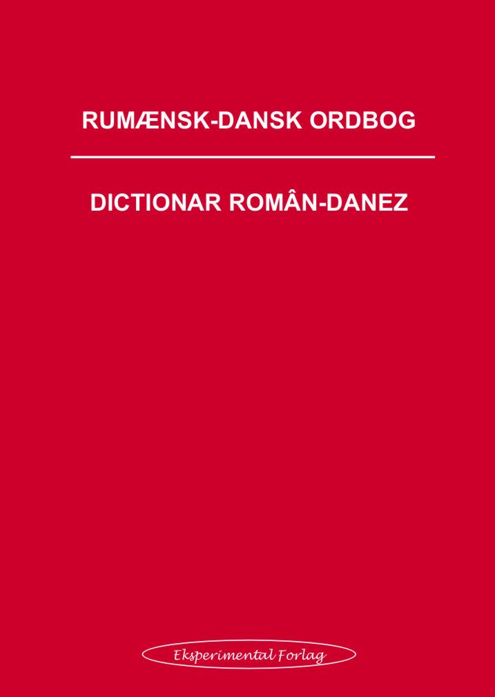 Rumænsk-dansk ordbog