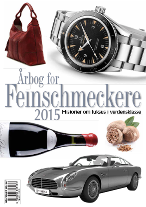 Årbog for Feinschmeckere 2015