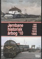 Jernbanehistorisk årbog '10