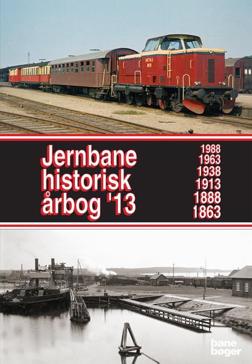 Jernbanehistorisk årbog '13