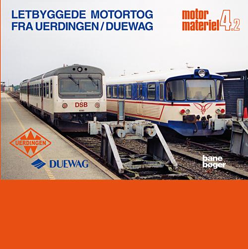 Letbyggede motortog fra Uerdingen/Duewag