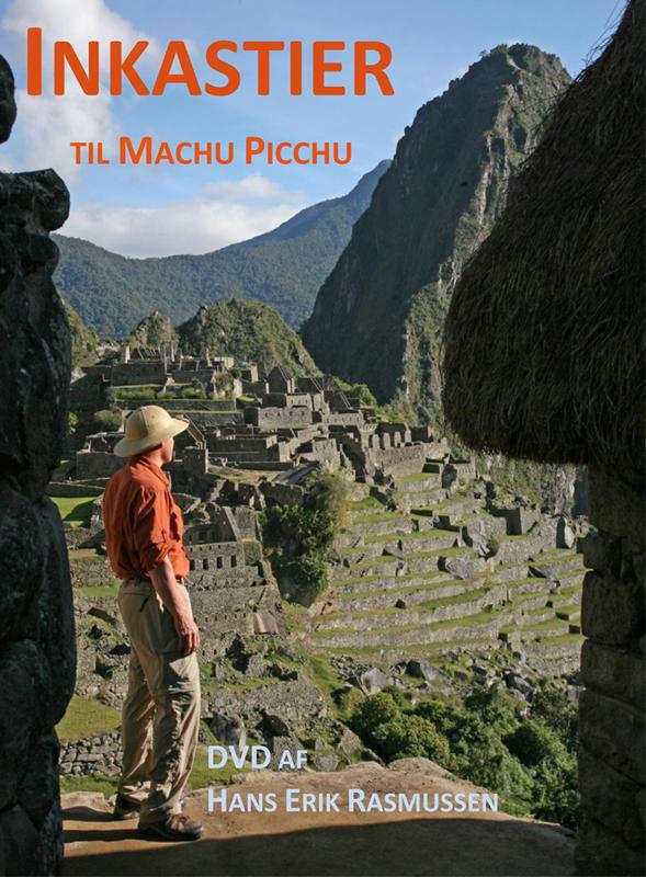 Inkastier til Machu Picchu