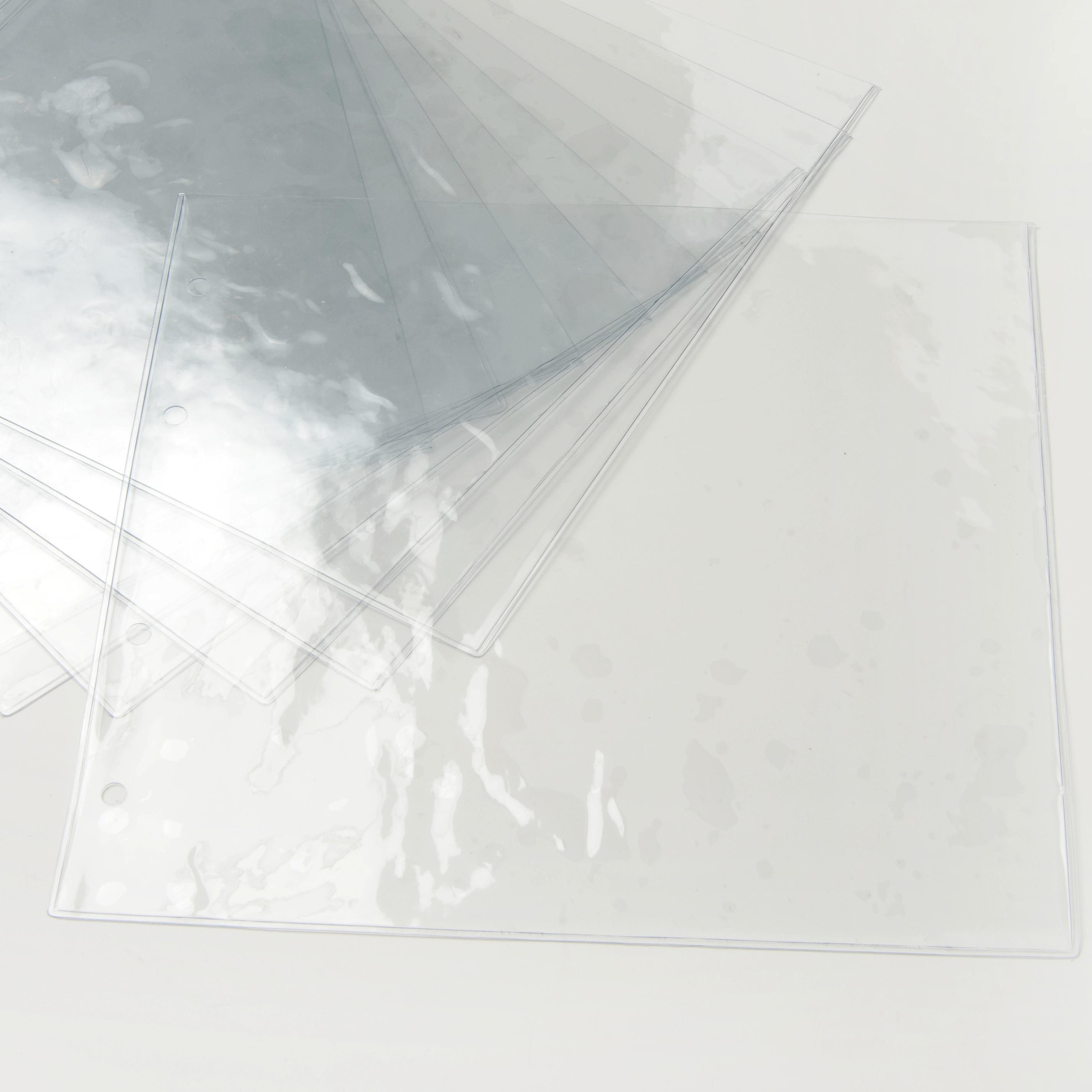 Plastiklommer til 'Mine Første År - minder og gemmer' bogen