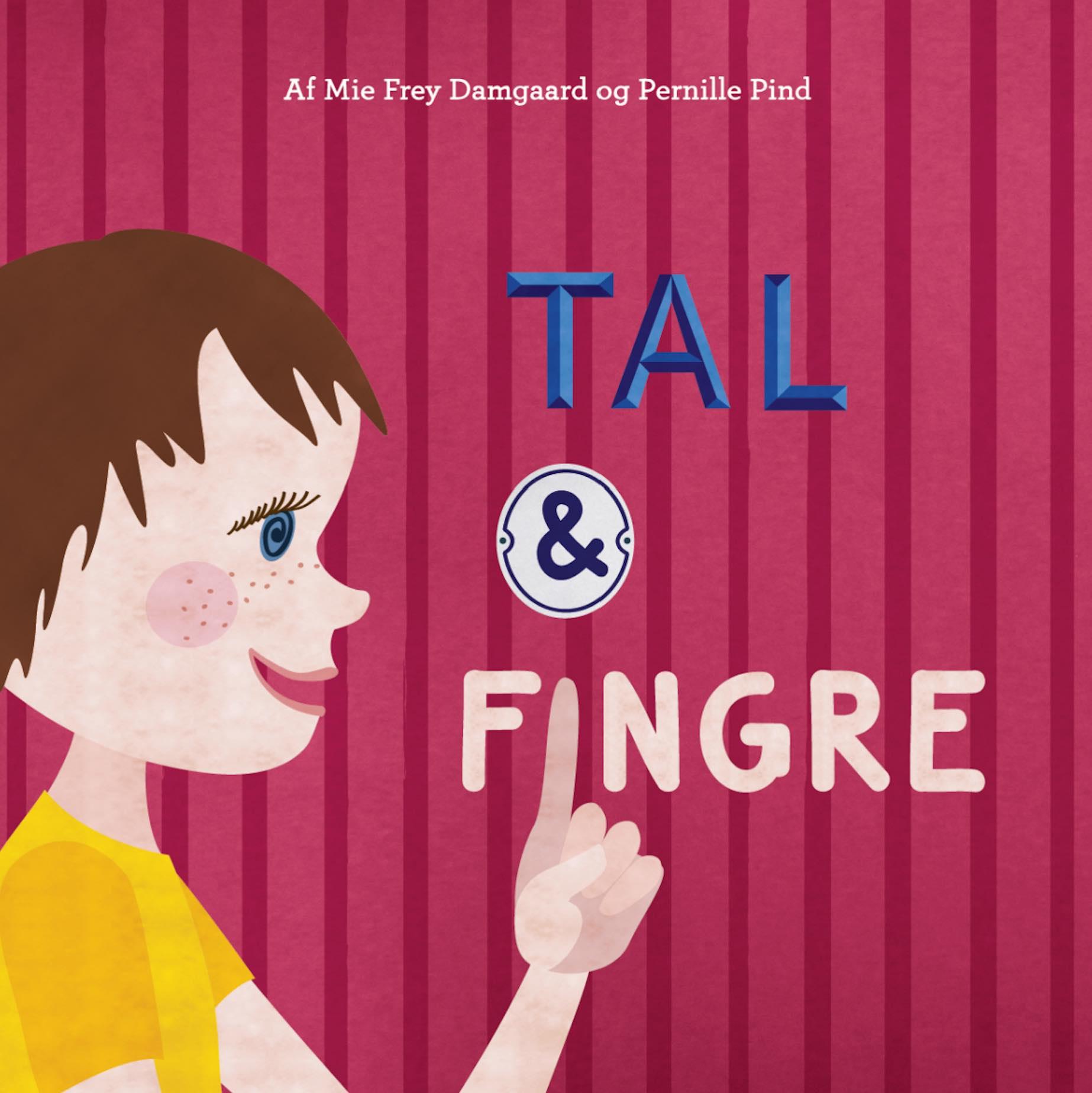 Tal og fingre