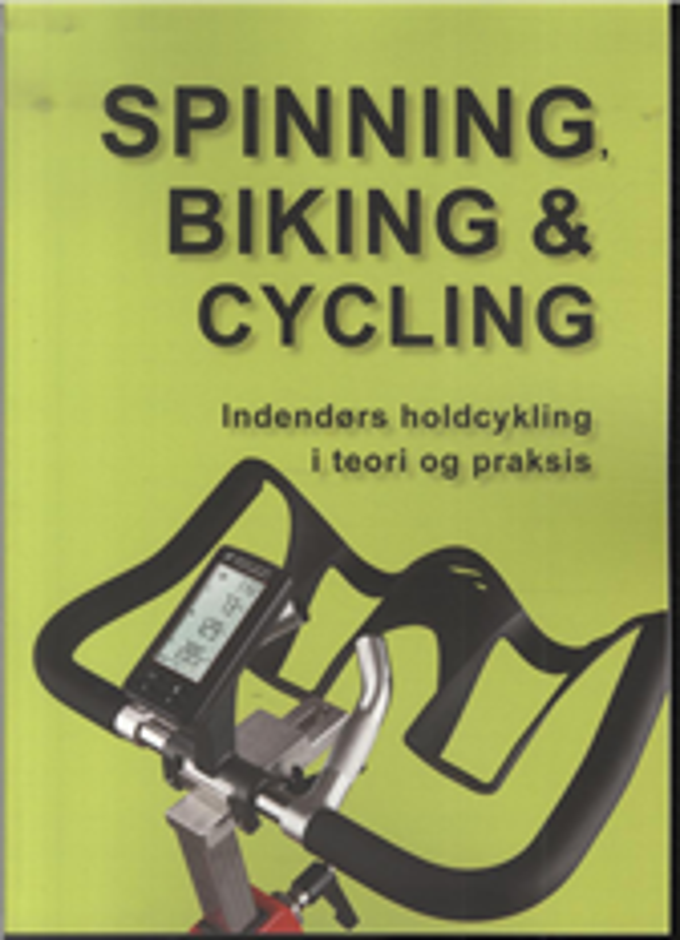 Spinning, biking & cycling