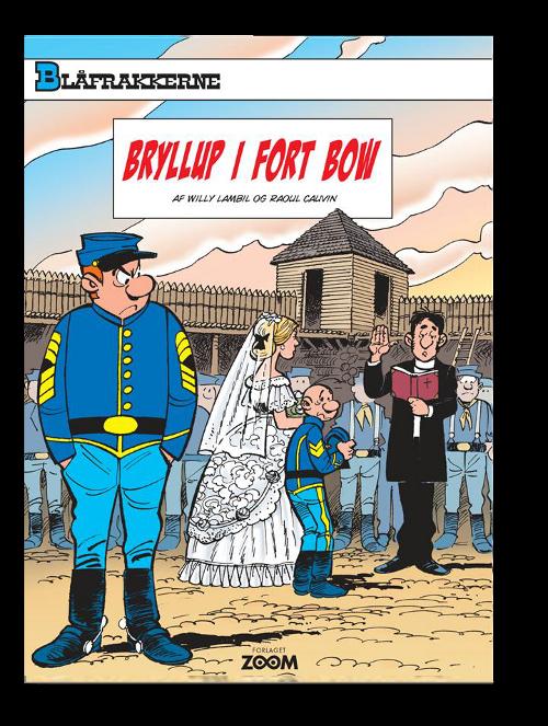 Blåfrakkerne: Bryllup i Fort Bow