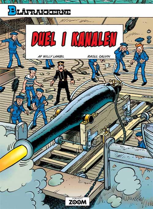 Blåfrakkerne: Duel i kanalen