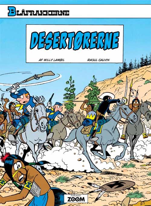Blåfrakkerne: Desertørerne