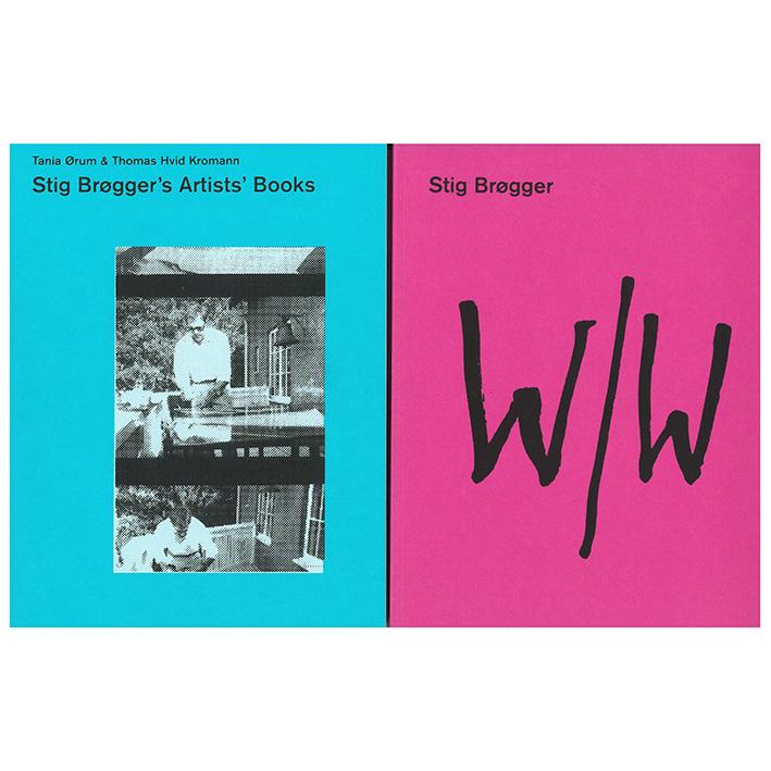 Stig Brøgger's Artists' Books & W/W