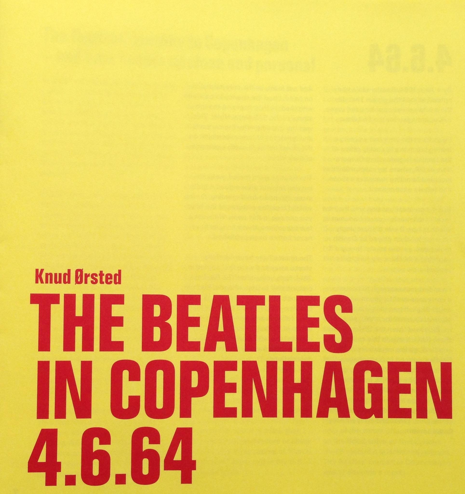 The Beatles in Copenhagen 4.6.64