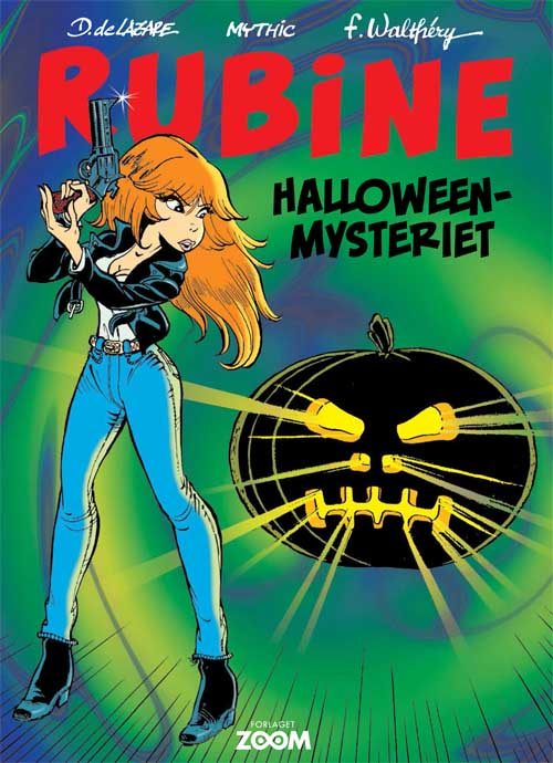 Rubine: Halloween-mysteriet