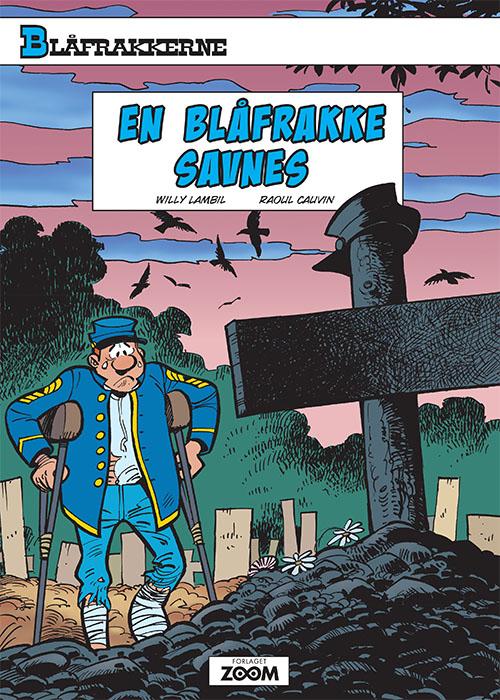 Blåfrakkerne: En blåfrakke savnes