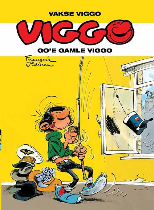 Vakse Viggo: Viggo Go'e gamle Viggo