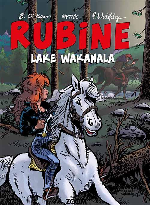 Rubine: Lake Wakanala