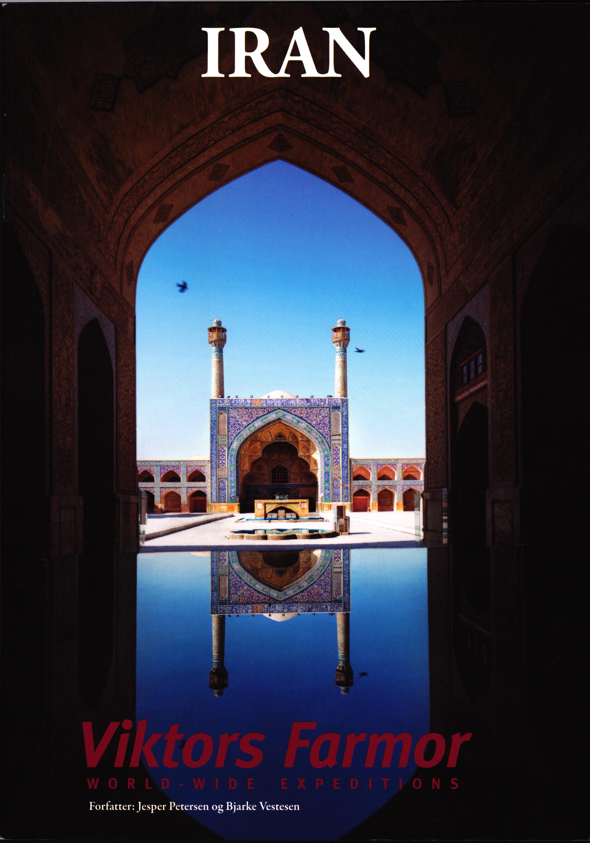 Akademisk Rejseguide til Iran