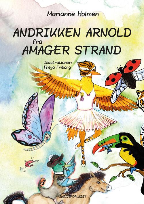 Andrikken Arnold fra Amager Strand