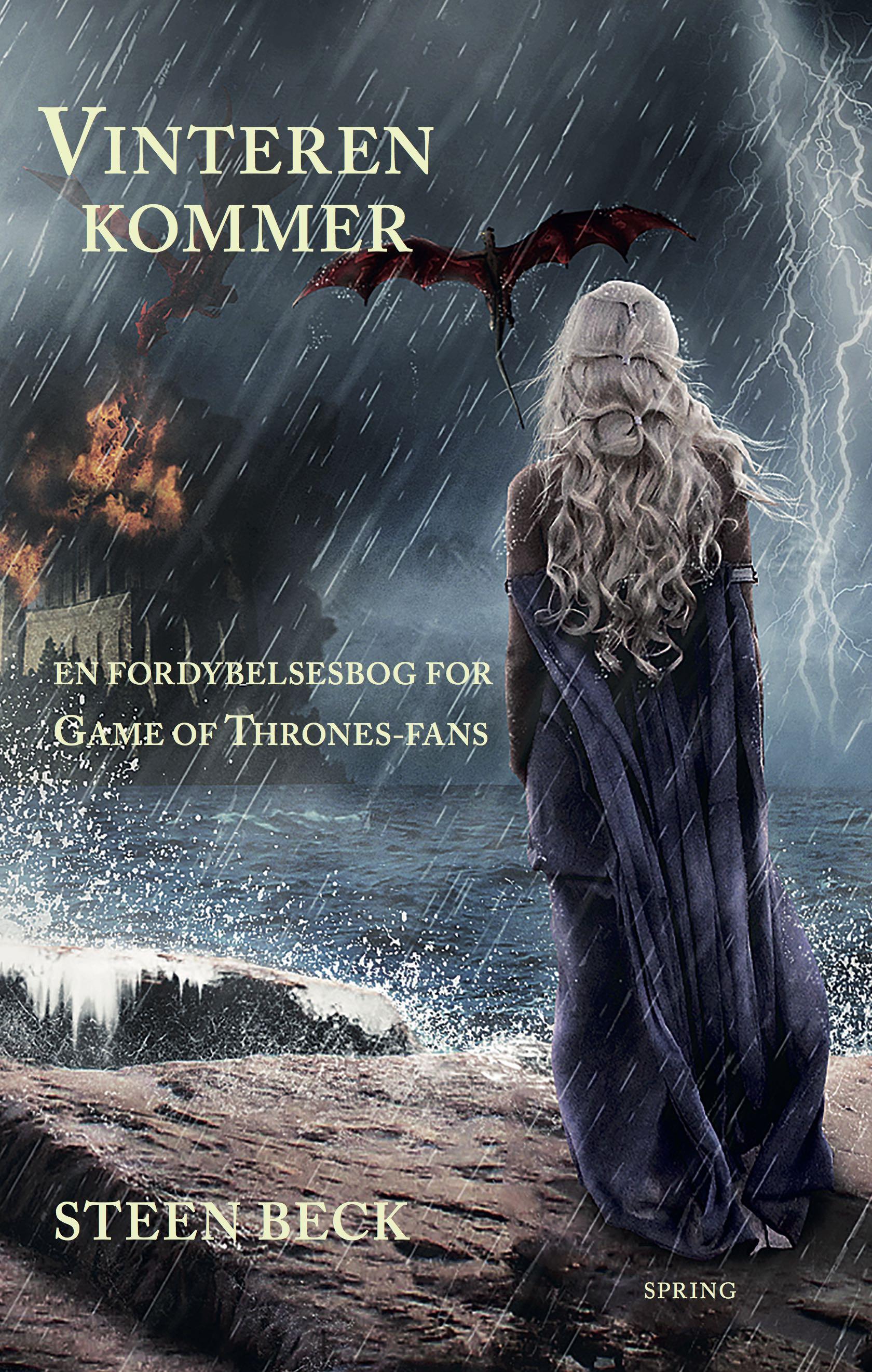 Vinteren kommer - En fordybelsesbog for Game of Thrones-fans