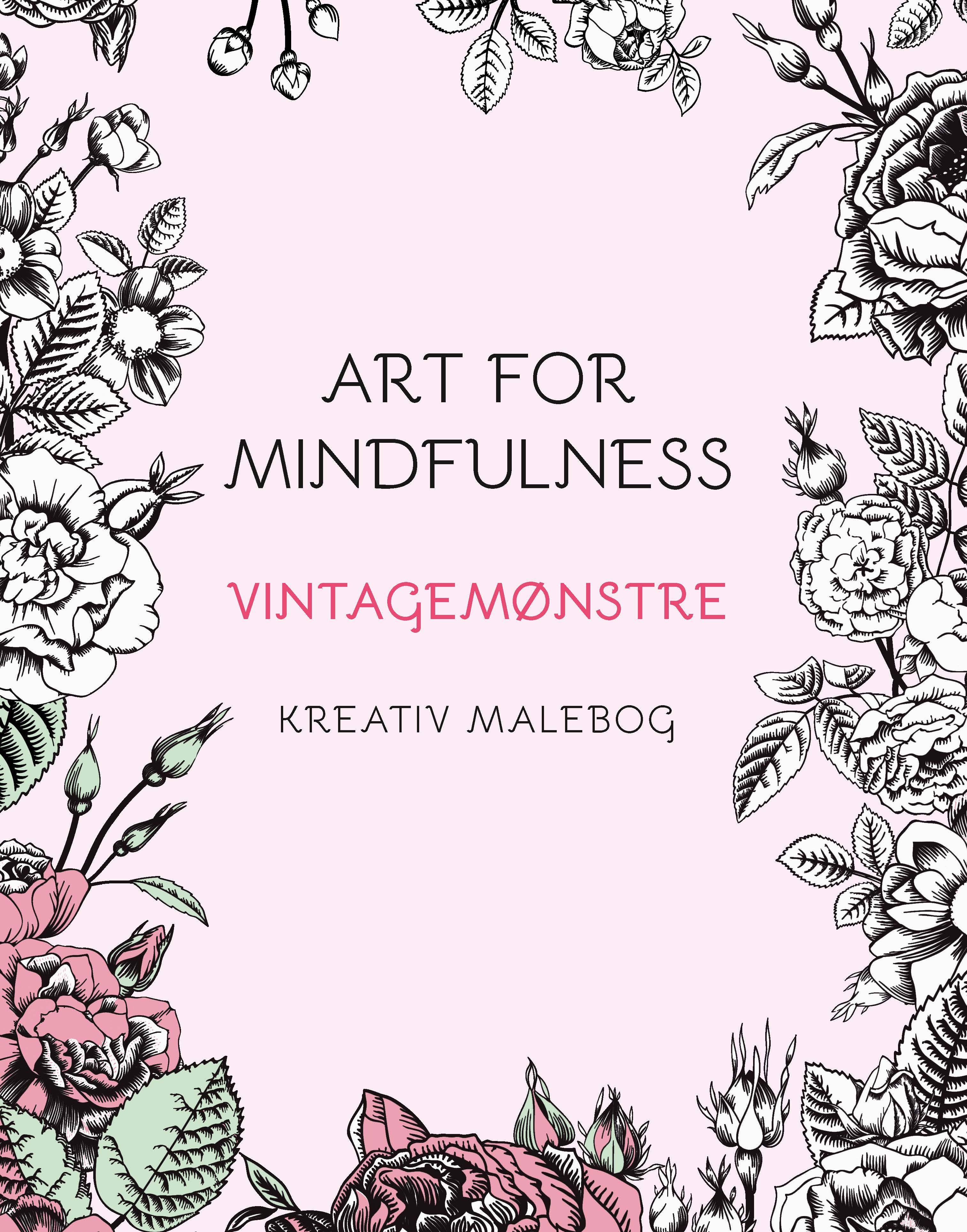 Art for Mindfulness Vintagemønstre