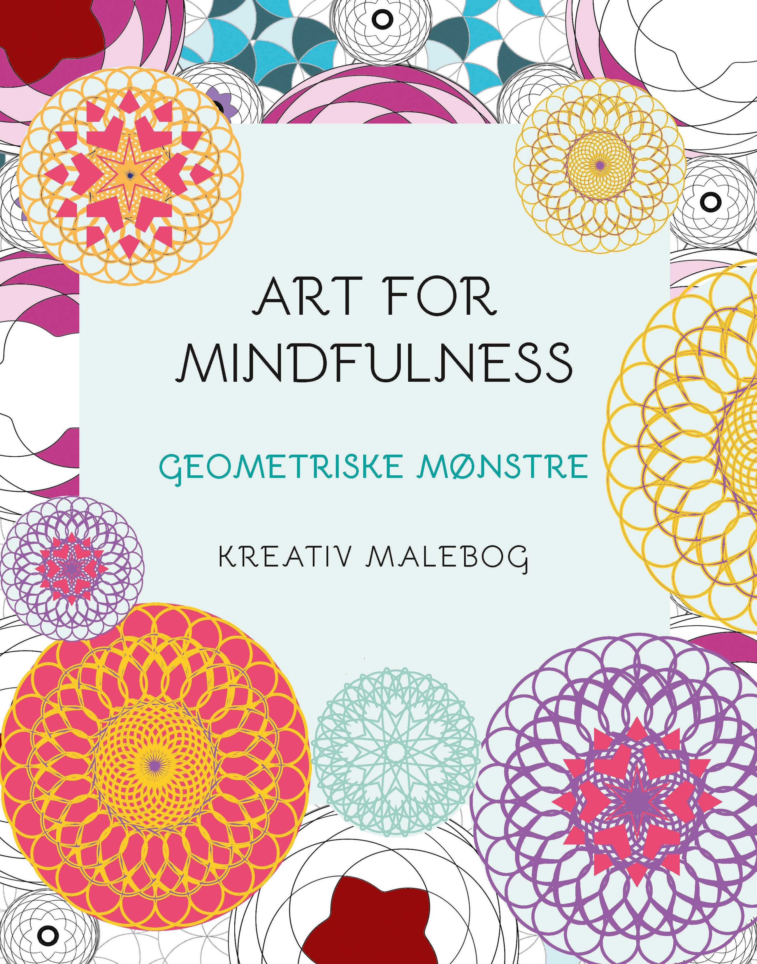 Art for Mindfulness Geometriske mønstre