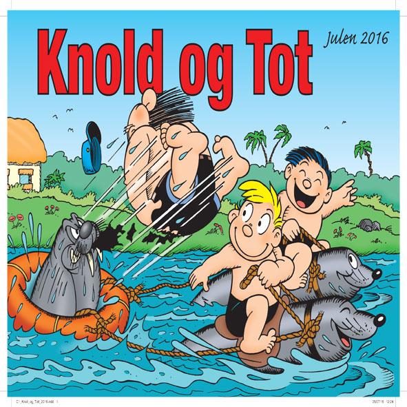 KNOLD OG TOT JULEHÆFTE 2016