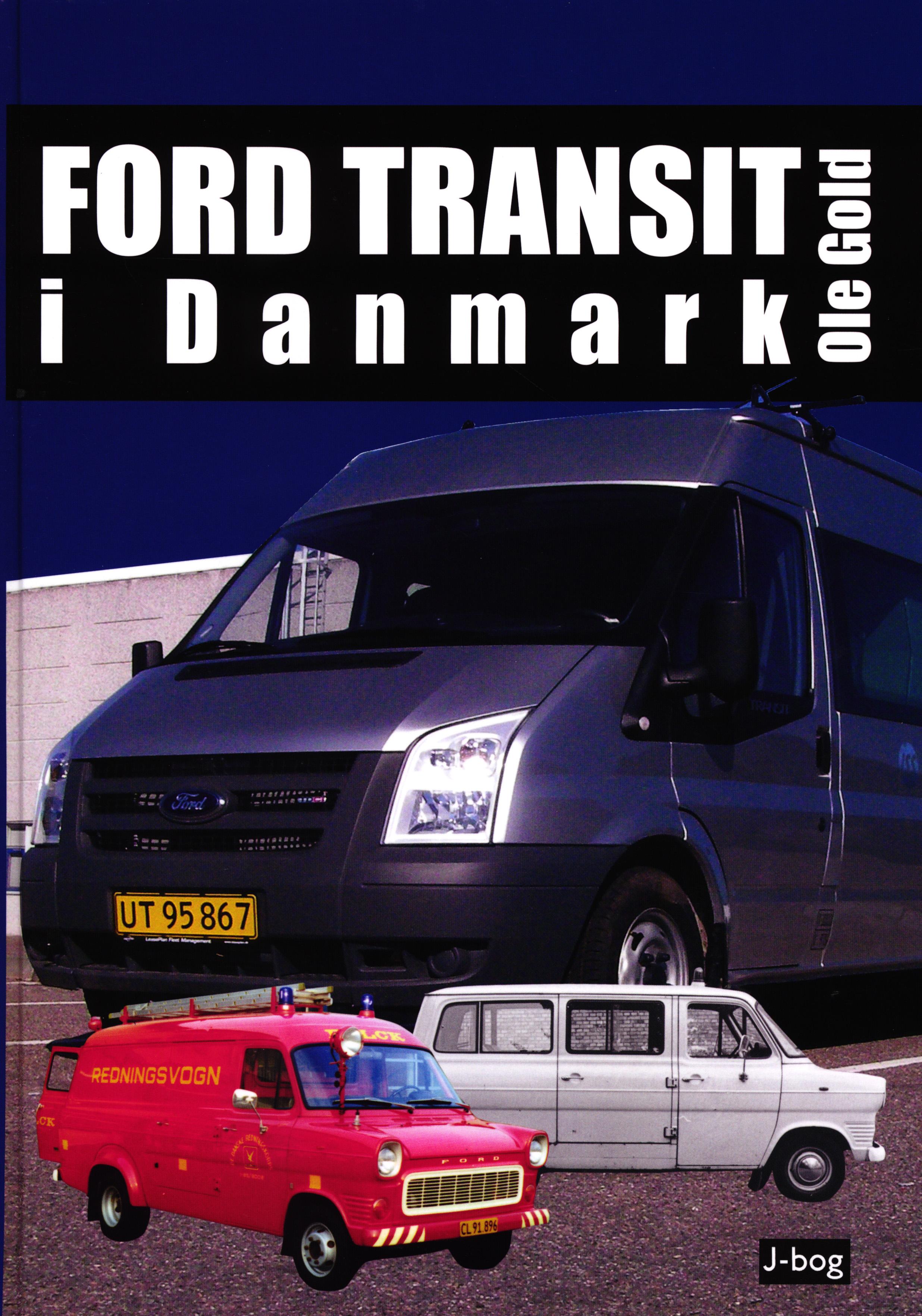 Ford Transit i Danmark