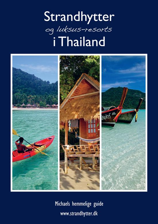 Strandhytter og luksus-resorts i Thailand