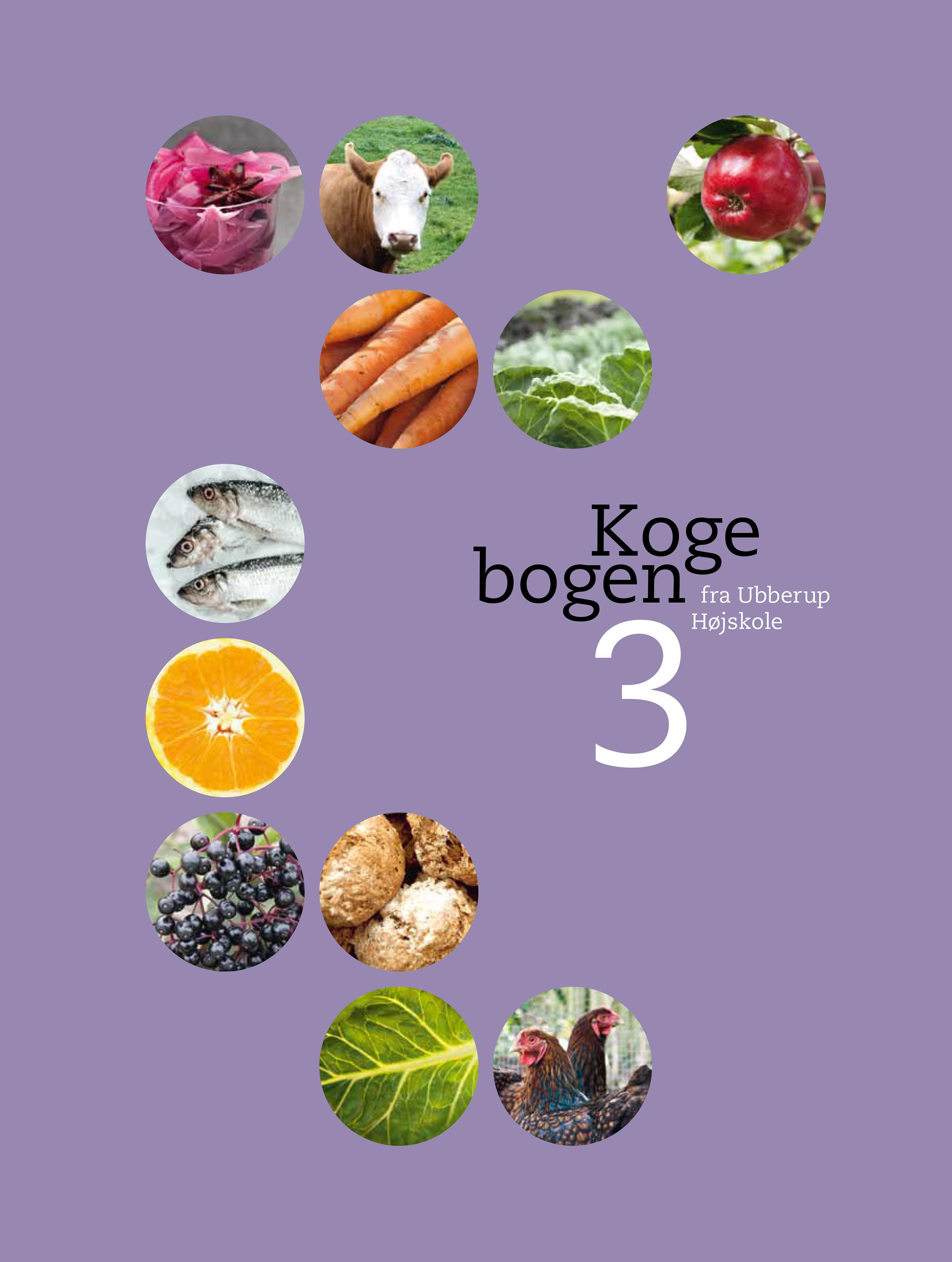 Kogebogen 3 - fra Ubberup Højskole