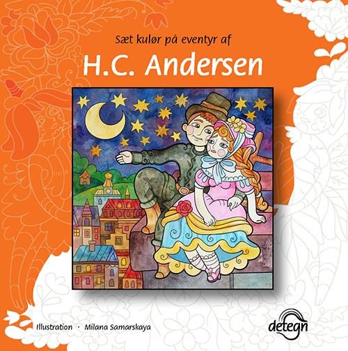 Sæt kulør på eventyr af H.C. Andersen