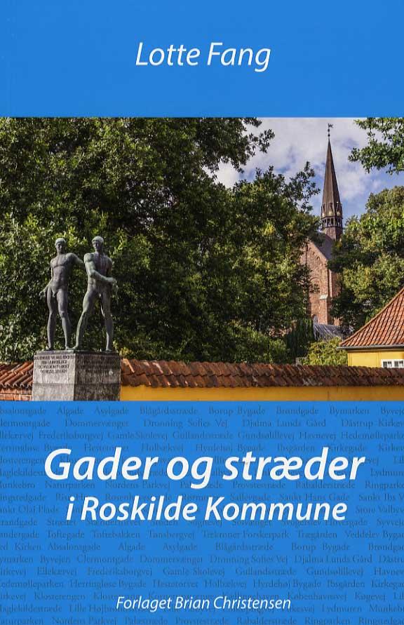 Gader og stræder i Roskilde Kommune