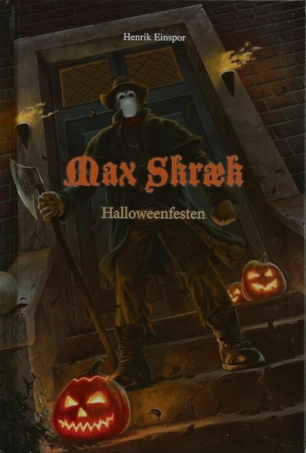 Max Skræk. Halloweenfesten