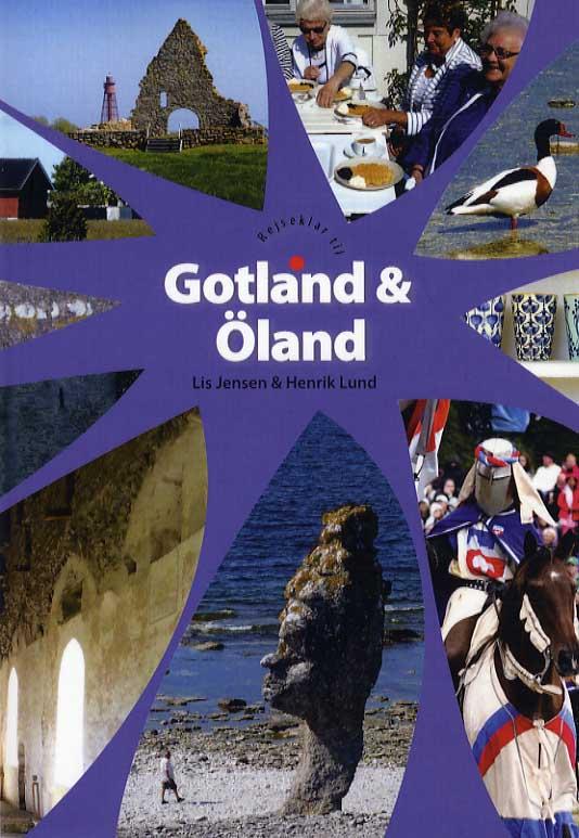 Rejseklar til Gotland & Öland