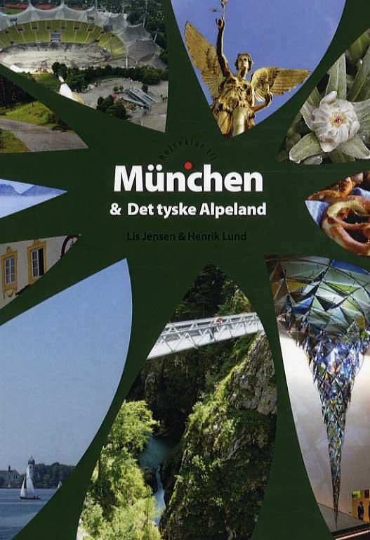 Rejseklar til München og Det tyske Alpeland