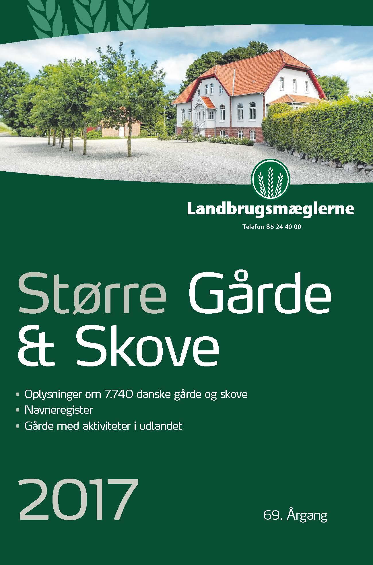 Større Gårde & Skove 2017