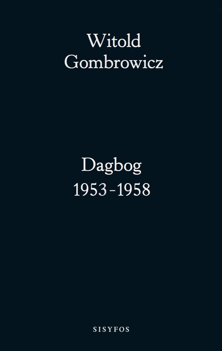 Dagbog 1953-58