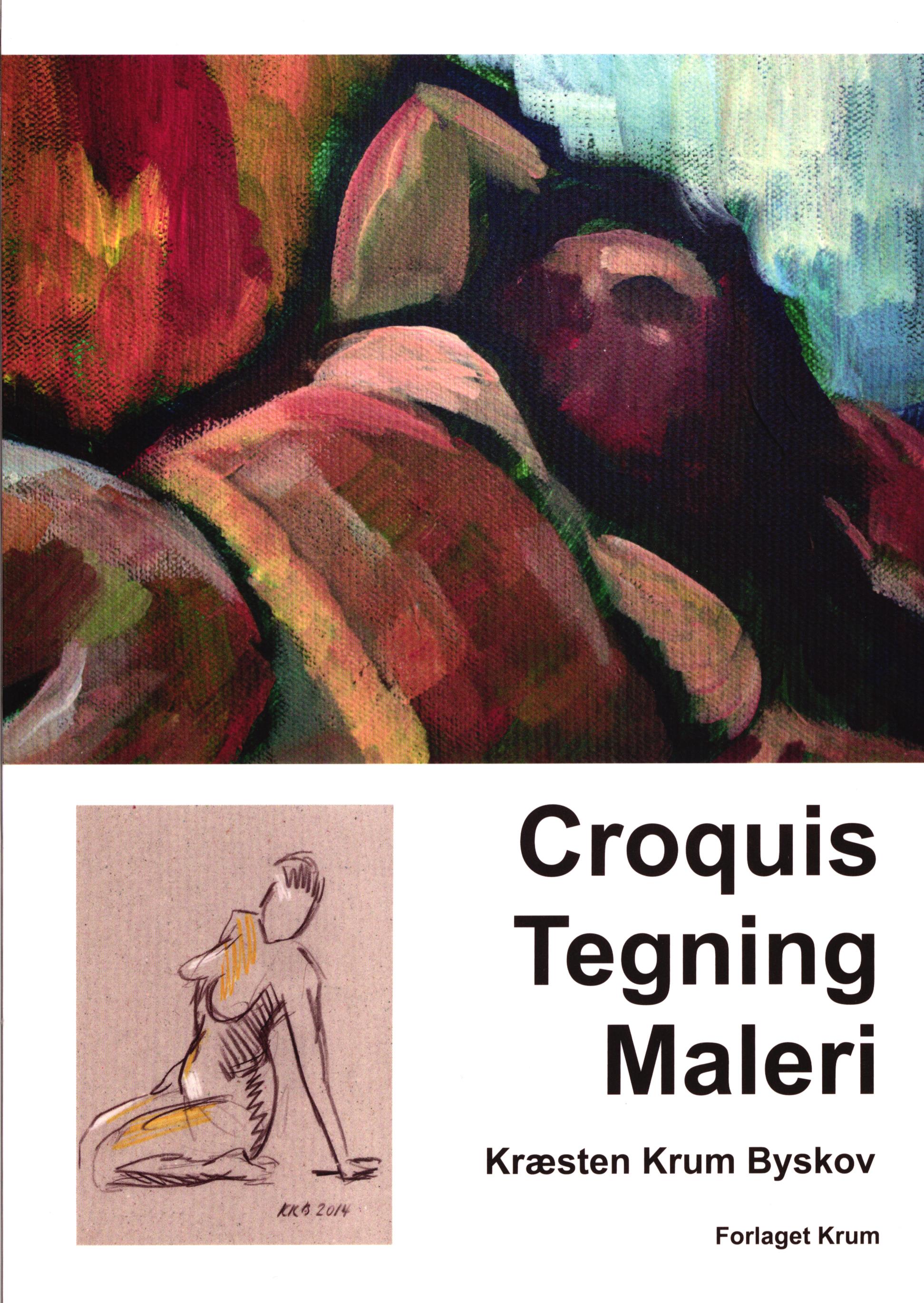 Croquis Tegning Maleri