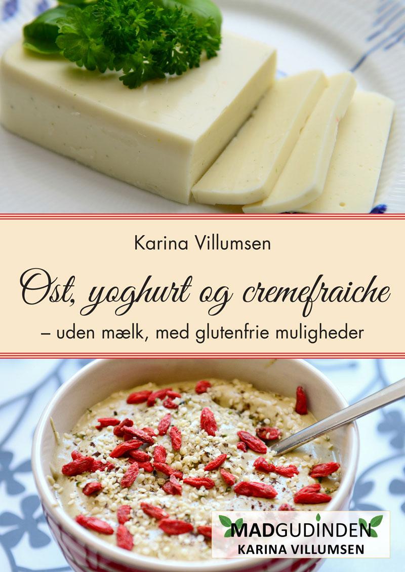 Ost, yoghurt og cremefraiche